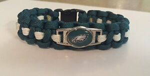 Super Bowl LII Champions  Philadelphia Eagles  NFL Paracord Bracelet