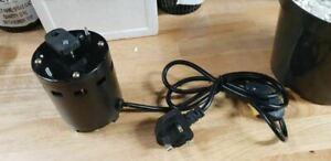 Motor 130 Watt Vibrating Motor for Rumbler/ Tumbler. 2500rpm Motor 10 inch