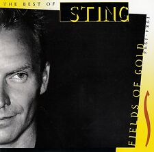 Sting: Fields of Gold-The Best of Sting 1984 - 1994/CD