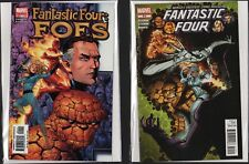 FANTASTIC FOUR: FOES #1 (2005) + #610   Unused Bagged Boarded  HL7.919