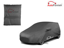 Autofurnish Premium Grey Car Body Cover For Maruti Alto K10 - Grey