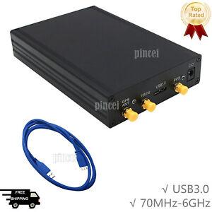 RF 70MHz-6GHz Software Defined Radio USB3.0 SDR Compatible w/ETTUS USRP B210