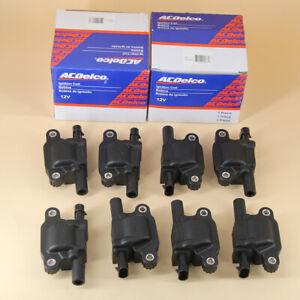 8x Ignition Coil V8 U 12611424 12570616 C1511 F-413 for Chevrolet GMC