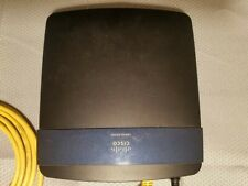 Cisco Linksys E3200 High-Performance Wireless-N Router