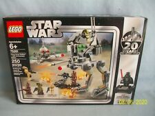 Lego Set 75261 Clone Scout Walker 20th Anniversary STAR WARS FACTORY SEALED NEW
