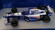 Minichamps F1 - Jacques Villeneuve - 1996 - Williams Renault FW18 - 1:18