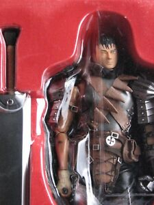 "Dragon Models Berserk Guts 1/6 Scale 12"" Action Figure"