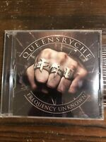 Queensryche-Frequency Unknown CD NEW SEALED  2013 HEAVY PROGRESSIVE METAL