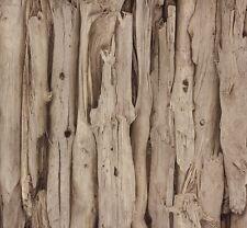 Madera papel pintado madera flotante vintage madera-Optik rápidamente rústico naturaleza 273304