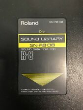 "ROLAND R8 Cartridge Card ""DRY"""