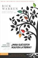 Una vida con proposito / A Life with Purpose : Para Que Estoy Aqui En La Tier...