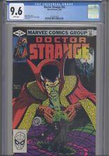 Doctor Strange #52 CGC 9.6 1982 Marvel Terry Austin Cover & Art, Stern Story