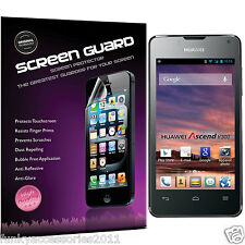 5 Pack High Quality Excellent Scratch Screen Protector for Huawei Ascend Y330