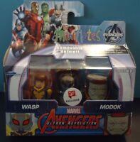 Marvel Minimates Wasp & Modok Avengers Ultron Revolution Walgreens free shipping