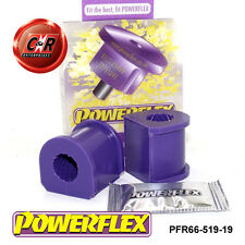 Powerflex Pfr66-519-19 Rear Anti Roll Bar Mounting Bush 19mm SAAB 9-3 02-