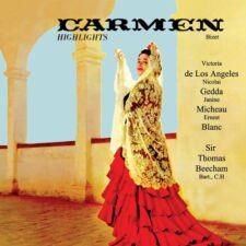 Bizet - Carmen Highlights - Orchestre Radiodiffusion Francaise / Beecham CD
