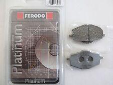 FERODO PASTIGLIE FRENO ANTERIORE ITALJET MILLENIUM 125 2000 2001