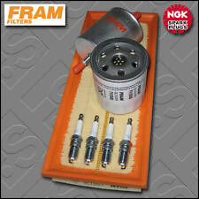 SERVICE KIT FORD MONDEO MK3 2.0 16V PETROL OIL AIR FUEL FILTER PLUGS (2002-2007)