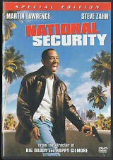 National Security (DVD, 2003, Widescreen and Full Screen, Special Edition)