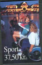 DENMARK HS80 (1045) Sport Booklet, VF