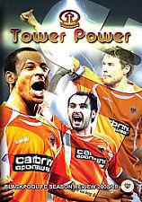Blackpool FC: Season Review 2008/2009 - Tower Power  DVD NEW