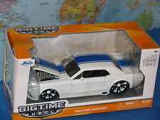 Jada Toys Bigtime Muscle '69 Plymouth Hemi Road Runner Moc 2006 Moulé