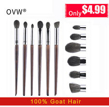 Eyeshadow Brush Set Eye Blending Shader Brushes Kit Goat Hair Makeup Tool Pencil