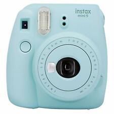 Fuji Fujifilm Instax Mini 9 Instant Camera - ICE BLUE