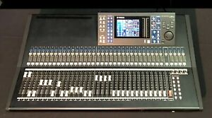 Yamaha LS9-32 digital mixing console in excellent condition Inspect today.