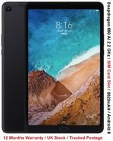 "Xiaomi Mi Pad 4 PLUS LTE 10.1"" Snapdragon 660 2.2GHz 4GB RAM WFI + SIM Unlocked"