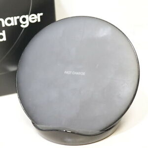 Samsung Fast Charge Wireless Charger Stand Pad Wall Galaxy S8 S9 S10 BOXED -232