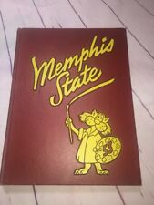 Memphis State DeSoto Official yearbook 1953