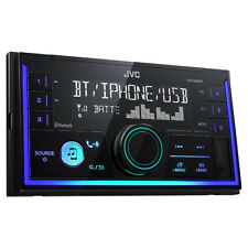 JVC 2-DIN BLUETOOTH/USB Autoradio/Radio-Set für SMART ForTwo 451 - 07-09/10