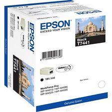 Original Epson C13T789140 Cartucho Impresión T7441 Negro Mhd 01/2020 A-Artículo