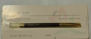 Mary Kay Lip Liner Pencil Choice Chocolate 0908 .05 Oz - New In Carded Package