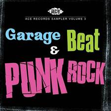 Ace Records Sampler Volume 3: Garage, Beat And Punk Rock (CDCHK 1078)