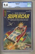 Supercar #4 (CGC 9.4) OW/W Pages; Highest Graded! 1963 Gold Key Comics (j# 250)