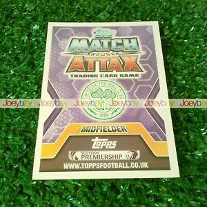 13/14 SPL Base Cards Match Attax 2013 2014 SPFL