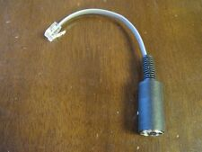 Commodore Amiga A1000 Keyboard Adapter