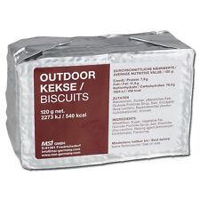 Outdoor Biscuits 125g Emergency Food Ration MRE Prepper Survival Outdoor