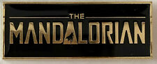 Star Wars Pin The Mandalorian Logo Officially Licensed Lucasfilm Pin
