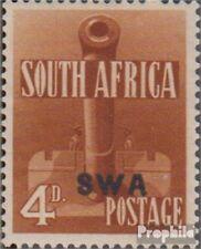 Namibië - Southwest 224b gestempeld 1941 Rüstungsbilder