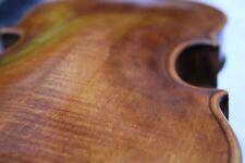 4/4 Violine, sehr interessant, Kurzhals (Geige, violin, bow)