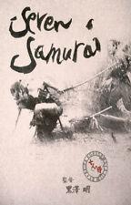 24X36Inch Art SEVEN SAMURAI Movie POSTER Rare Kurosawa Samurai Japanese P50