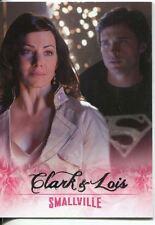 Smallville Seasons 7-10 Lois & Clarke Chase Card LC7