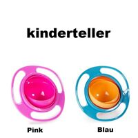 Baby Fütterung Gerichte Niedlichen Spielzeug Baby Kreisel Schüssel -Kinderteller