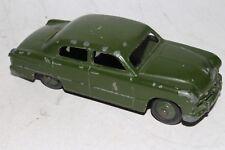 Dinky Toys # 170, 1950 Ford Army Staff Car, Original