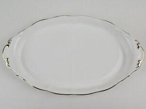 "Regal Tray 10"" Albert Val D'or dor vintage bone china England"