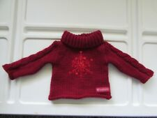 Retired American Girl 2009 Christmas Holiday Sweater