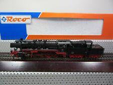 Roco H0 43306 Dampflok Schlepptenderlok BR 50 888 der DB DCC Digital in OVP